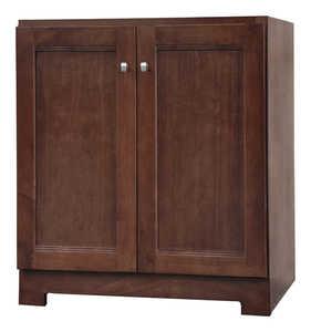 Osage Cabinet UPVR3021-2 30x21 Uptown 2 Door Vanity