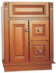 Osage Cabinet KV2418-D 24x18 Kingsgate Vanity