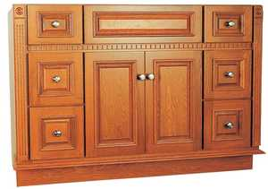 Osage Cabinet KV4818-D 48x18 Kingsgate Vanity