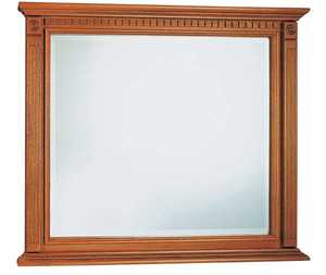 Osage Cabinet KFM4830-B 48x30 Kingsgate Framed Mirror