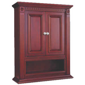 Osage Cabinet ROJS24302C 24x30 Royal Cherry Toilet Topper