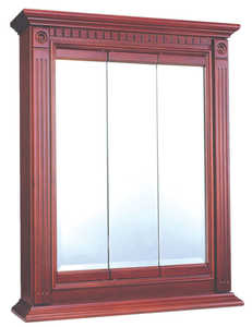 Osage Cabinet RTVS2430BC 24x30 Royal Cherry Mirror