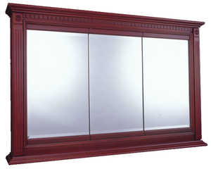 Osage Cabinet RTVS4830BC 48x30 Royal Cherry Mirror