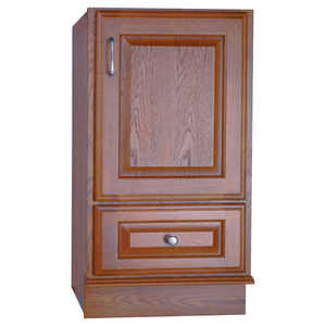 Osage Cabinet WSV 1816-D 18x16 Windsor Vanity