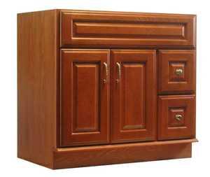 Osage Cabinet WSV 3621-D 36x21 Windsor Vanity