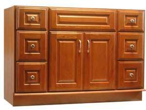 Osage Cabinet WSV 6021-D 60x21 Windsor Vanity