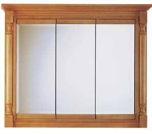 Osage Cabinet BTVS3630-B 36x30 Bridgeport Tri-View Cabinet