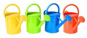 Panacea 84832 2 Gal Watering Can Assorted Colors