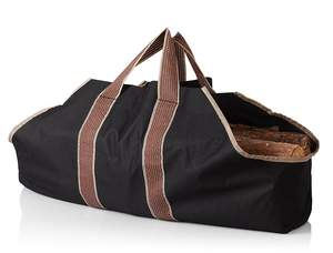 Panacea 15251 Black Log Tote