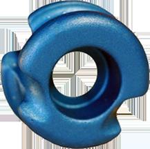 Radical Archery Designs 0021139 Super Deuce 38 Blue 3/16 In