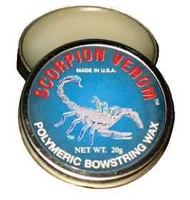 Scorpion Venom Archery 4308 Polymeric Bowstring Wax