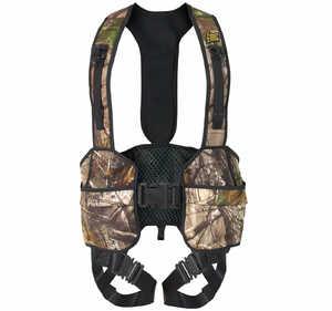 Hunter Safety System HSS6106 2x-Large Realtree Xtra Safety Harness