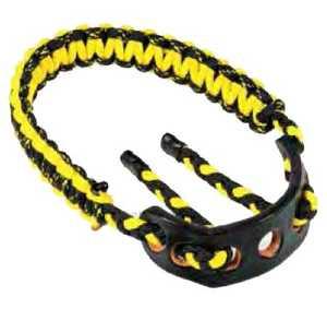 Paradox Products PBSE CC-18 BowSling Elite Custom Cobra Black/Neon Yellow
