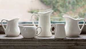 Park Hill Collections LC276 5-Piece Collected Creamer Set