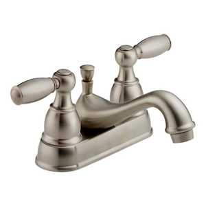 Peerless Faucet P99675-BN Two-Handle Lavatory Faucet Brushed Nickel