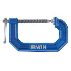 Irwin 225104 4-Inch C-Clamp