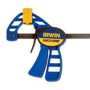 Irwin 546ZR One-Handed Mini Bar Clamps 6 in (15 Cm)