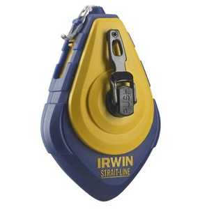 Irwin 64310 100-Foot Speed-Line Chalk Reel