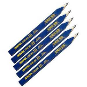 Irwin 66300 Medium Lead Carpenter Pencil