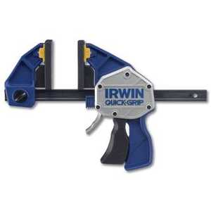 Irwin 2021412N 12-Inch Xp600 One Handed Bar Clamps /Spreaders