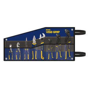 Irwin 2078712 8-Piece Groovelock Pliers Set