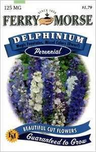 Ferry-Morse Seed Company 1045 Delphinium Magic Ft Seeds