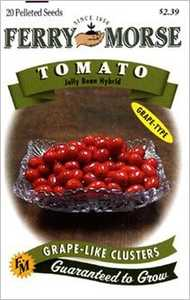Ferry-Morse Seed Company 1818 Tomato Jelly Bean Seeds