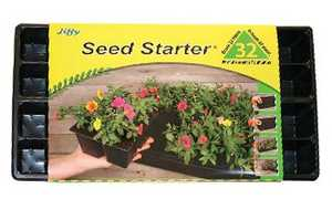 Jiffy T32 Seed Starter 32 Plastic Cl