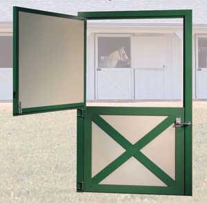 Plyco Corp DDAP4700 Dutch Door 4/0x7/0 W On Wh Steel