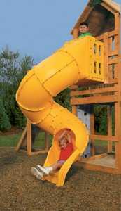 Playstar PS 8820 Spiral Tube Slide