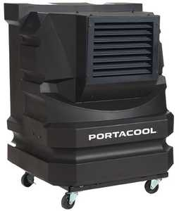 PORT-A-COOL, LLC PAC2KCYC01 Cyclone 3000 Evaporative Cooler