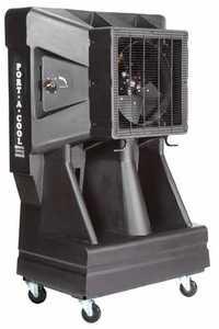 PORT-A-COOL, LLC PAC163SVT Vertical Tank Evaporative Cooler 16 in