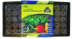 50-Plant Professional Greenhouse Starter Kit