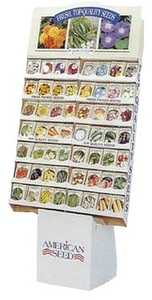 American Seed 1000V Special Value Assorted Vegetable Seeds