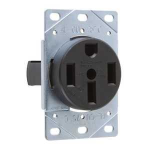 Legrand/Pass & Seymour 3894CC6 Receptacle 50a Flush 3p 4-Wire Range