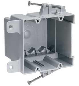 Legrand/Pass & Seymour S235RAC Switch & Outlet Box