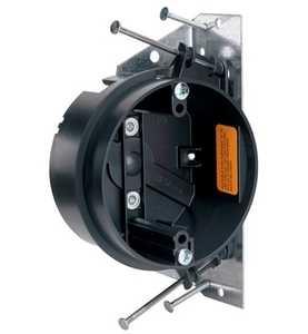Legrand/Pass & Seymour S120JFAN 4 in Round Ceiling Box