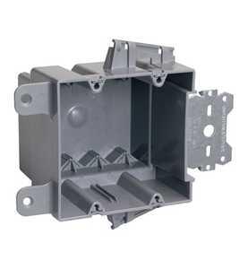 Legrand/Pass & Seymour S235S50AC Wood & Steel Stud Bracket Box With Quick/Click