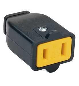 Legrand/Pass & Seymour SA155BKCC10 Plug And Connector