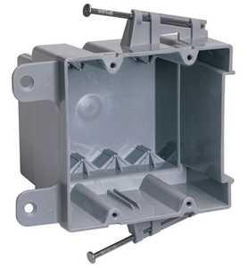 Legrand/Pass & Seymour P235RAC Switch & Outlet Box