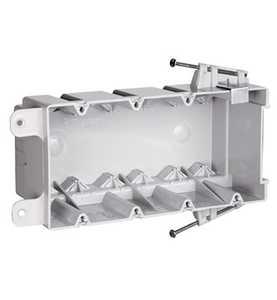 Legrand/Pass & Seymour S468RAC Switch & Outlet Box