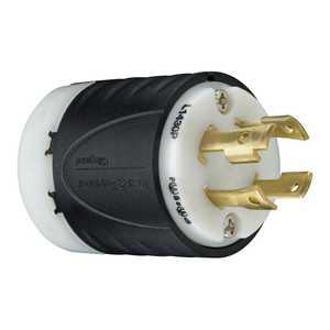 Legrand/Pass & Seymour L1430PCCV3 Plug 30a 125/250v Twist Lock
