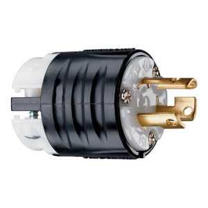 Legrand/Pass & Seymour PSL515PCCV3 Plug 15a Twist Lock