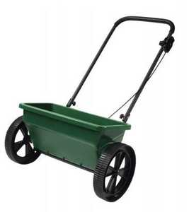 Precision Products DS4500RDGY 75 Lb Drop Spreader