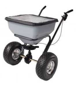 Precision Products SB6000RD 6 Series 130 Lb Broadcast Spreader With Rain Cover