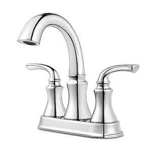 Pfister LF048SOCC Solita Chrome Centerset Bath Faucet