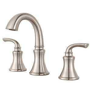 Pfister LF049SOKK Solita Brushed Nickel Widespread Bath Faucet