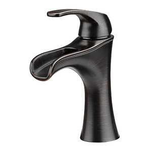 Pfister F042JDYY Jaida Tuscan Bronze Single Control, Centerset Bath Faucet