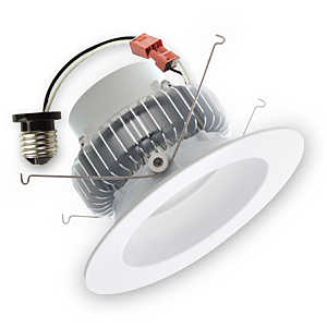Industrial Lighting 90905 6-Inch LED Retrofit Recessed Can