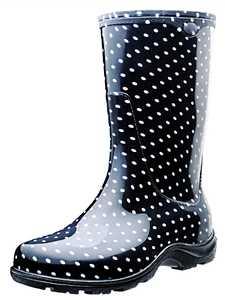 Sloggers 5013BP07 Women's Rain & Garden Boots 7